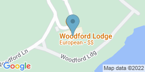 Google Map for The Woodford at Chew