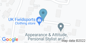 Google Map for The Chequers