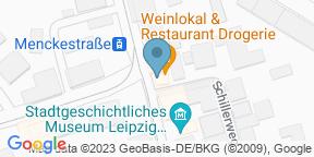 Google Map for Restaurant Drogerie