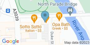 Google Map for La Perla, Bath