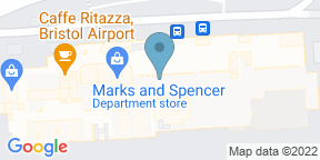 Google Map for The Flight Lounge