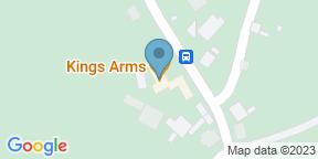 Google Map for Kings Arms, Monkton Farleigh
