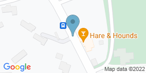 Google Map for The Hare & Hounds