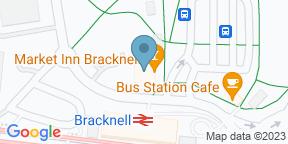 Google Map for Market Inn Bracknell