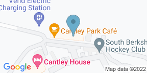 Google Map for The Stables at Cantley
