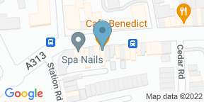 Google Map for CAFE BENEDICT