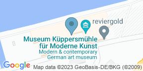 Google Map for KÜppersmühle