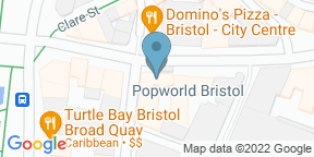 Google Map for The Birkett Tap