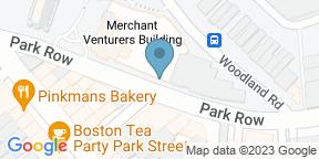 Google Map for The White Harte - Bristol