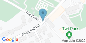 Google Map for Forage Farm Shop and Kitchen