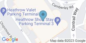 Google Map for Rhubarb Restaurant & Bar