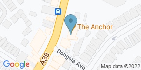 Google Map for The Anchor - Bristol