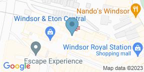 Google Map for Bill's Restaurant & Bar - Windsor