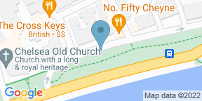 Google Map for No. Fifty Cheyne