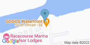 Google Map for GOGOS Waterfront Restaurant
