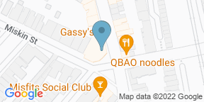 Google Map for Gassy's - Cardiff