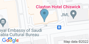 Google Map for The Grill Restaurant