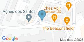 Google Map for Karma Restaurant - West Kensington