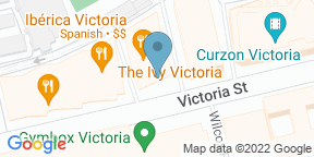Google Map for The Ivy Victoria Brasserie