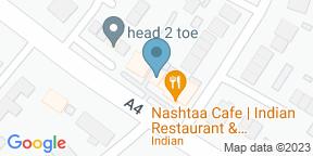 Google Map for Nashtaa cafe