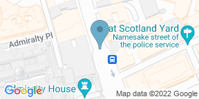 Google Map for Caffe Concerto - Whitehall