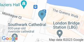 Google Map for The Mug House