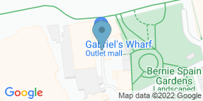 Google Map for MARSHA
