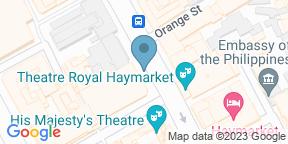 Google Map for Spaghetti House Haymarket