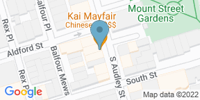 Google Map for The Chinese Whispers Afternoon Tea at Kai