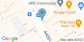 Google Map for The Rum Kitchen - Kingly Court