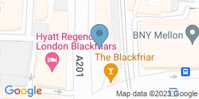 Google Map for El Vino at Blackfriars