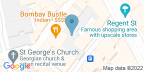 Google Map for Sketch Lecture Room and Library