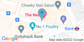 Google Map for Electric Bar & Diner at The Ned