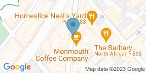 Google Map for Mon Plaisir