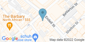 Google Map for Parsons