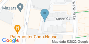 Google Map for The Happenstance