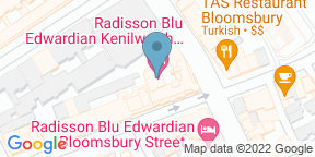 Google Map for Scoff & Banter - Bloomsbury