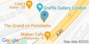 Google Map for The Grand Portobello