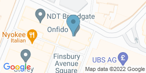 Google Map for Bar Douro City