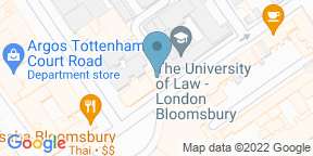 Google Map for College Arms