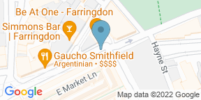 Google Map for Smiths of Smithfield Smiths Rooftop Restaurant & Terrace