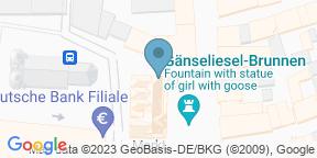 Bullerjahn auf Google Maps