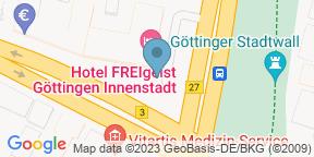 INTUU auf Google Maps