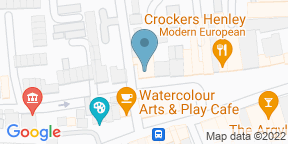 Google Map for Hof's Bar and Dining