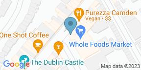 Google Map for Earl Of Camden