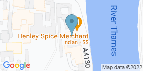 Google Map for Afternoon Tea @Spice Merchant - Henley on Thames