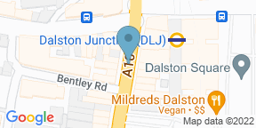 Google Map for The Rocksteady