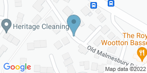 Google Map for The Royal Wootton Bassett