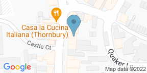 Google Map for Santiago's Tapas Thornbury