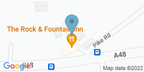 Google Map for The Rock and Fountain Inn
